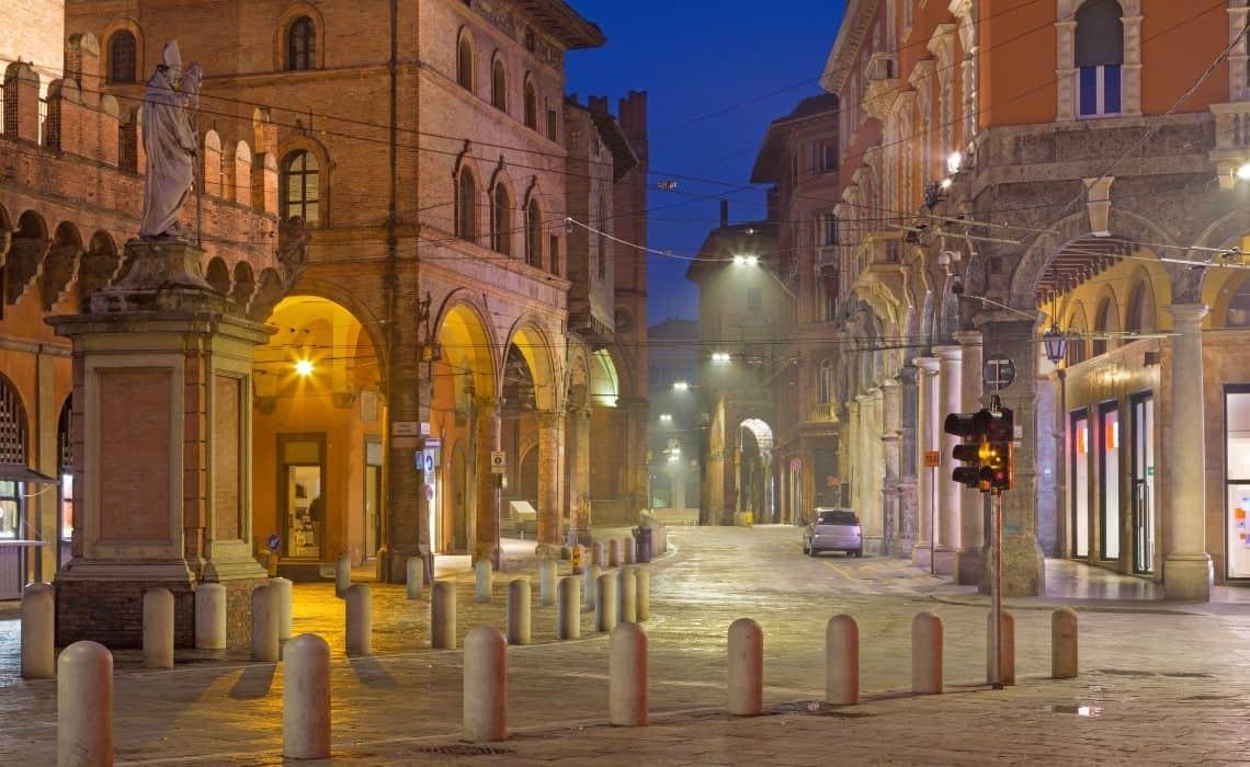 Centro Storico bologna italy
