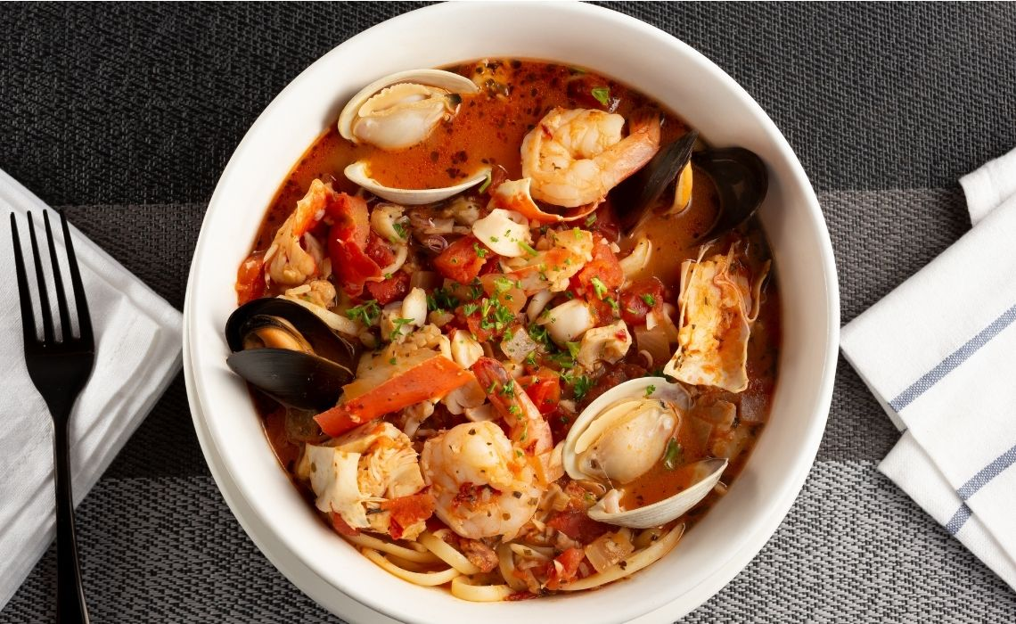 Cioppino what to eat in san Francisco
