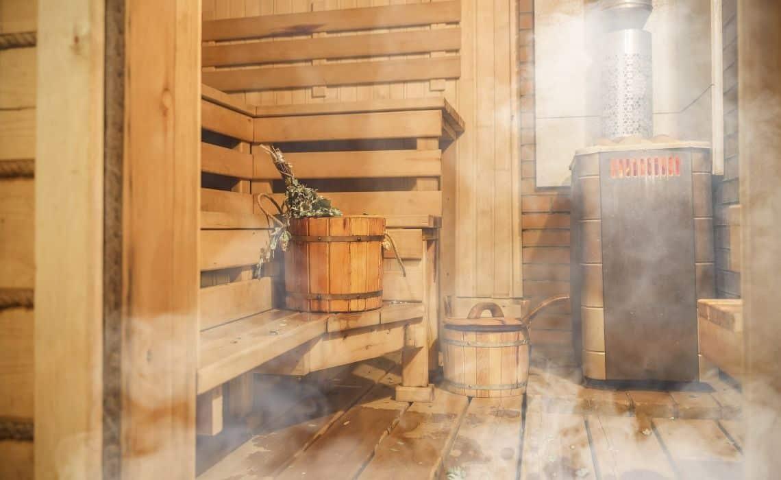 Don't miss a Finnish Sauna Experience