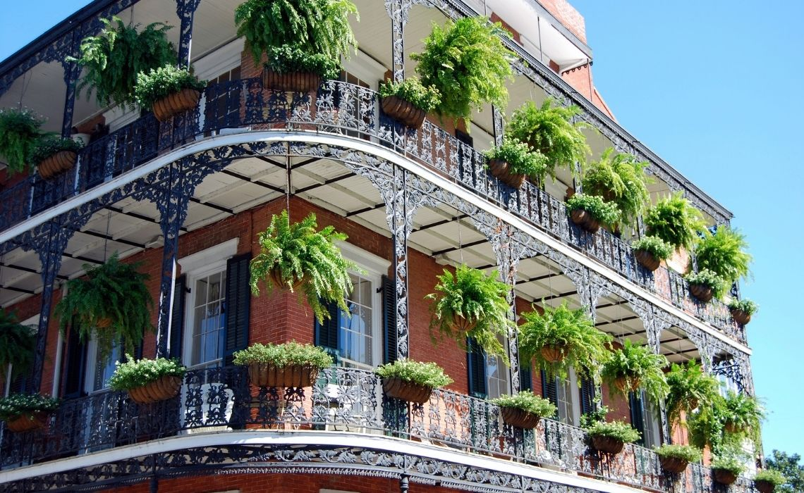 French Quarter Self Guided Walking Tours New Orleans