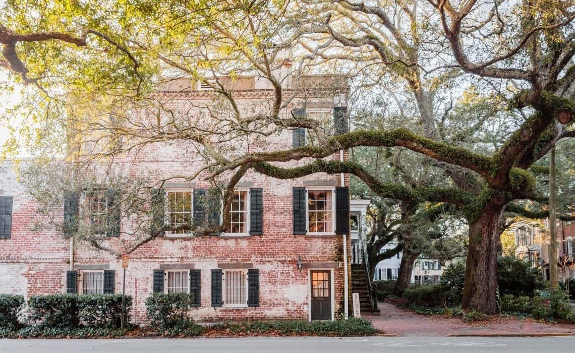Historic Walking Tour Savannah