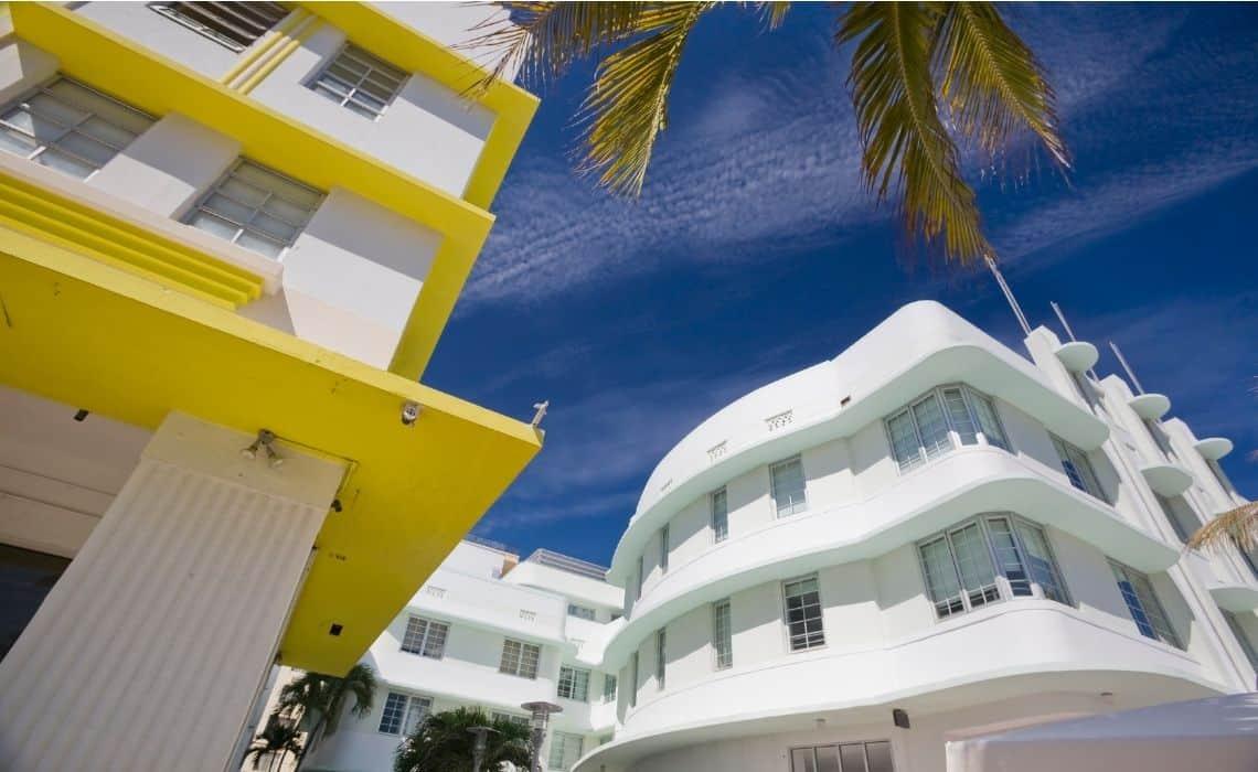 Miami walking tour art deco south beach