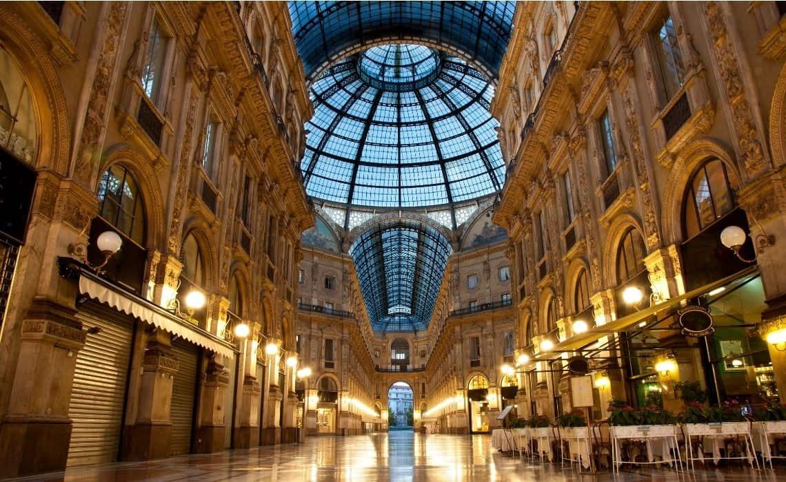 Milan Fashion Shopping