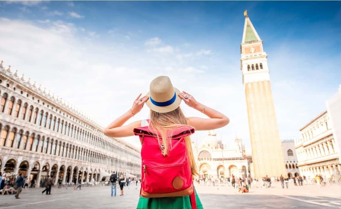 Self Guided Walking Tour of Venice