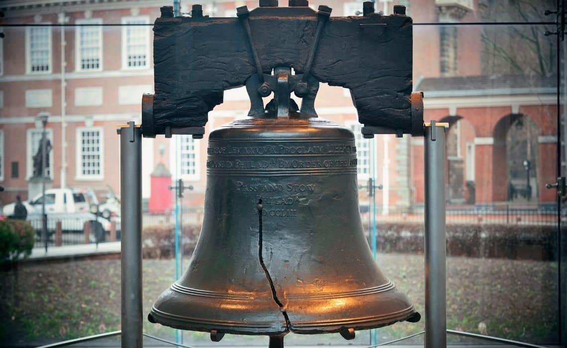 Take a historic Philadelphia walking tour