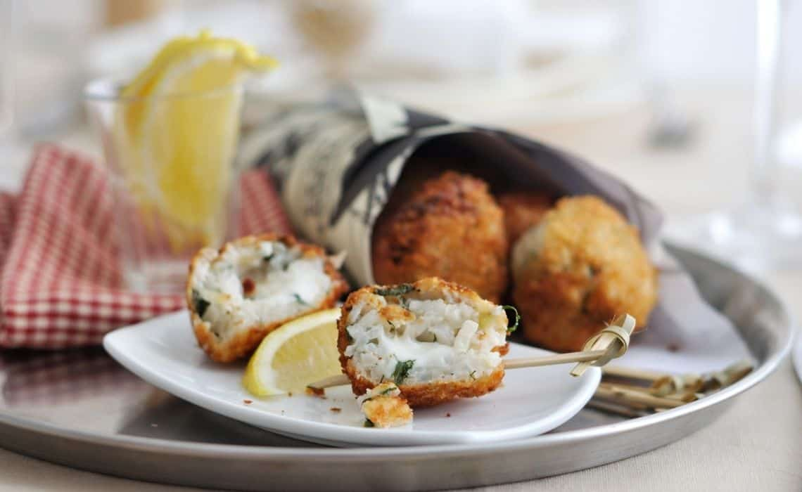 What to Eat in Palermo Arancini