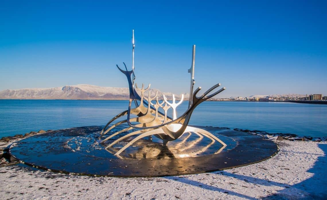 Discover Viking History on a day in reykjavik