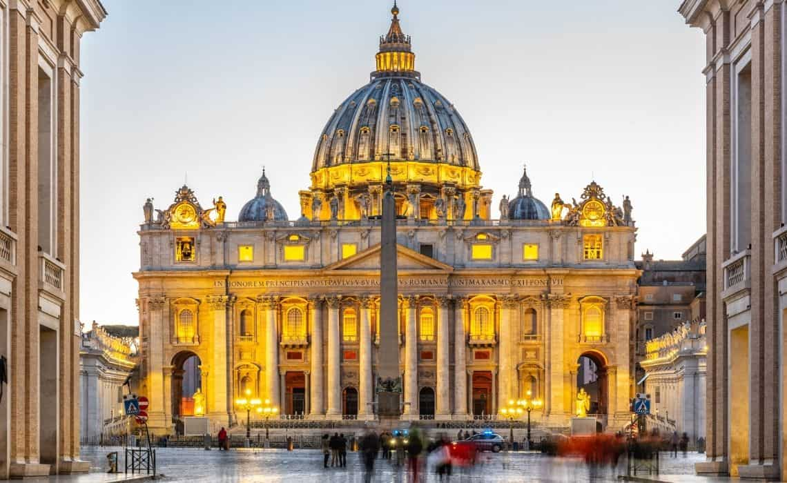 don't miss vatican city when exploring rome on your own