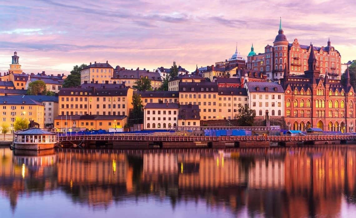 Where to stay in Stockholm Gamla Stan Old Town