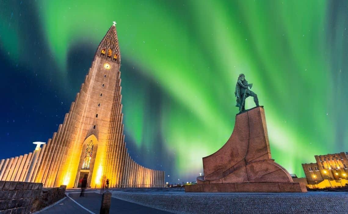 self guided walking tour of reykjavik