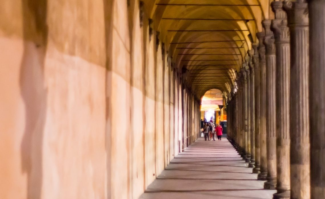walking tour of bologna italy