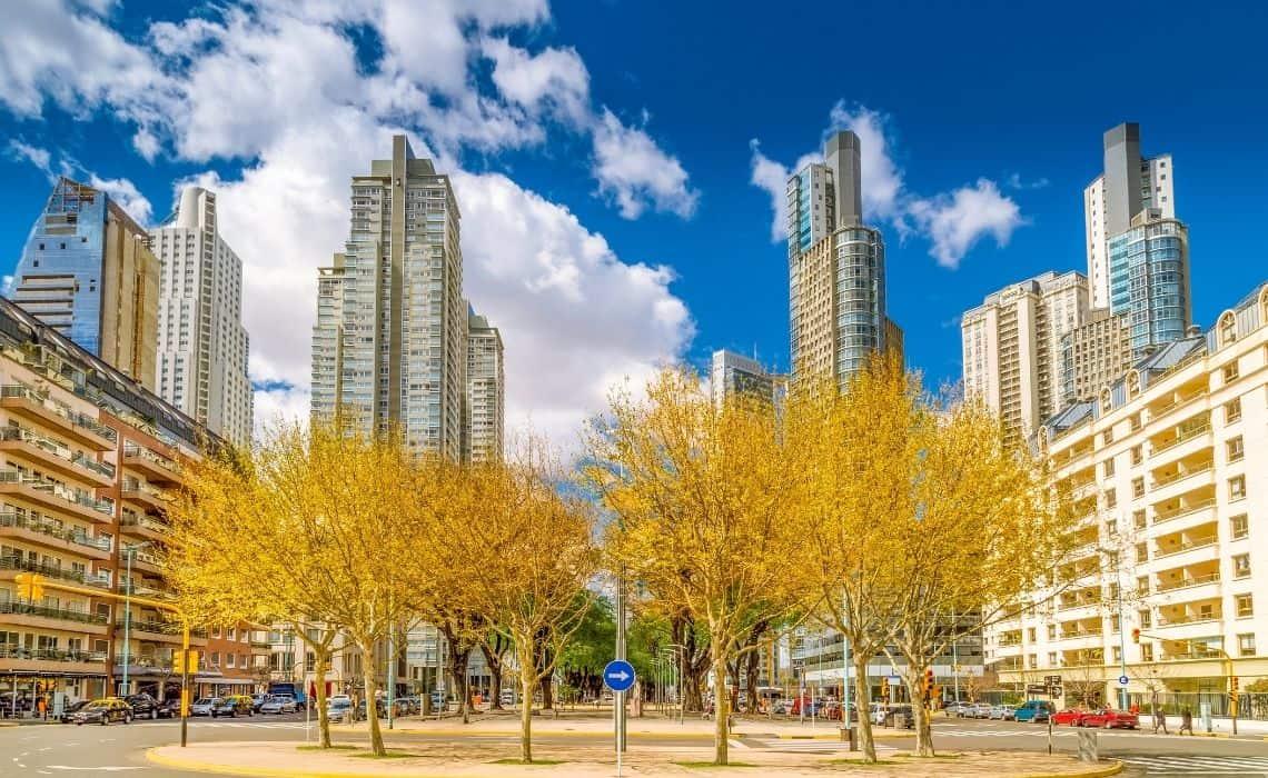 walking tours in Buenos Aires Puerto Madero neighborhood