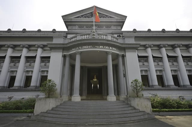 4. Ho Chi Minh City Museum