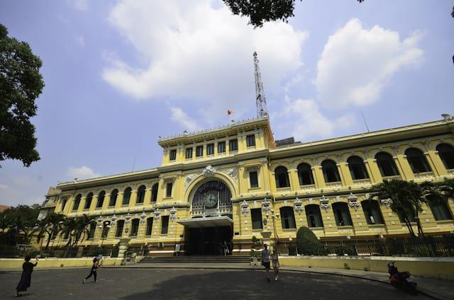 7. Post Office