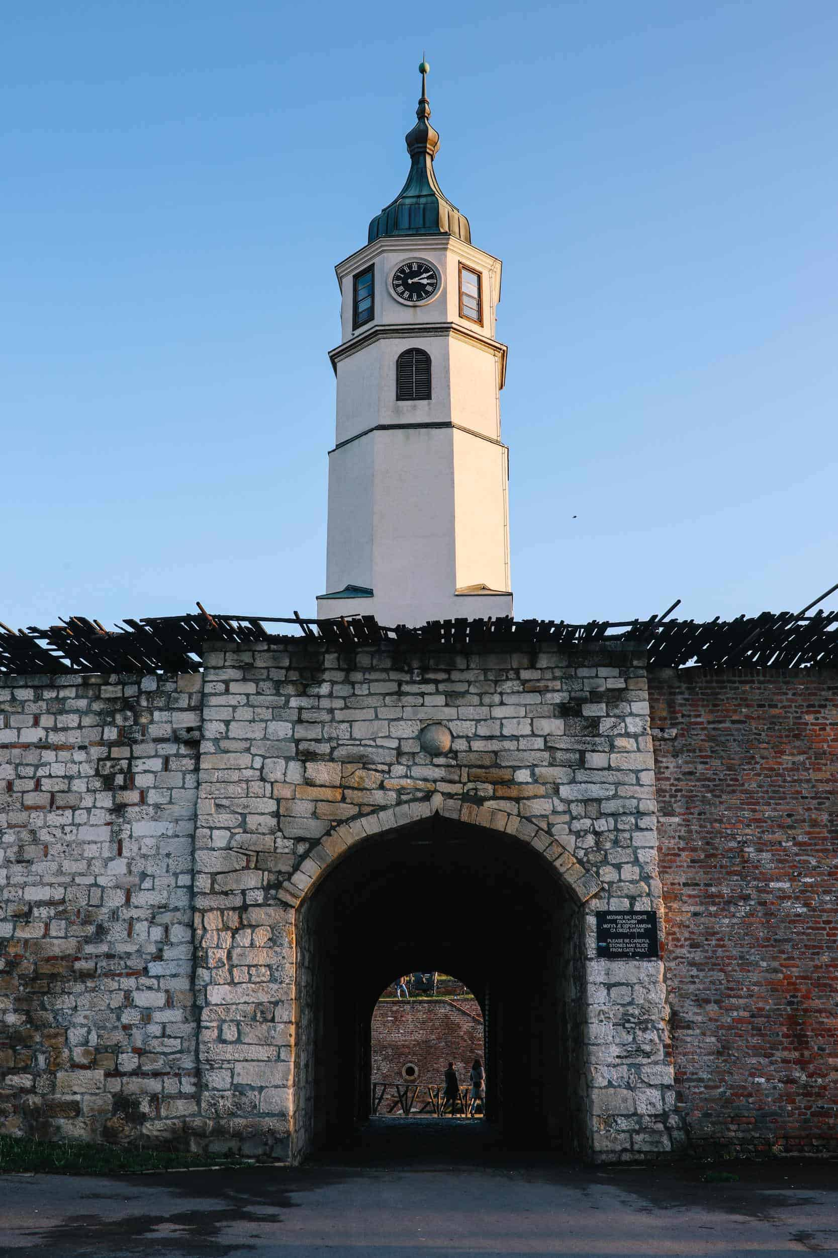 Belgradecitytour_ Point6_BELGRADEFORTRESSINNERSTAMBOLGATE