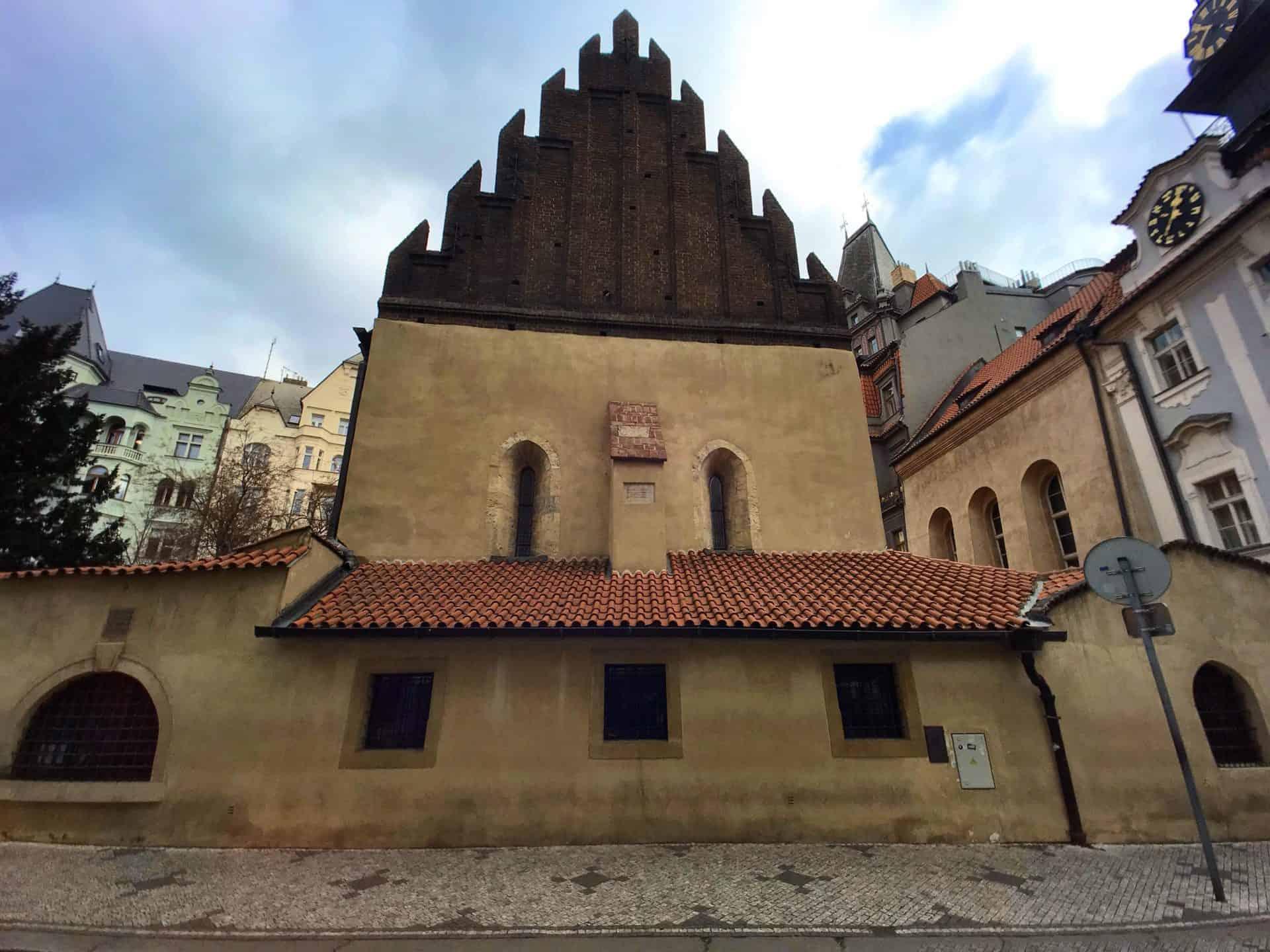 Prague Jewish_Opdyke_OldNewSynagogue_Stop5