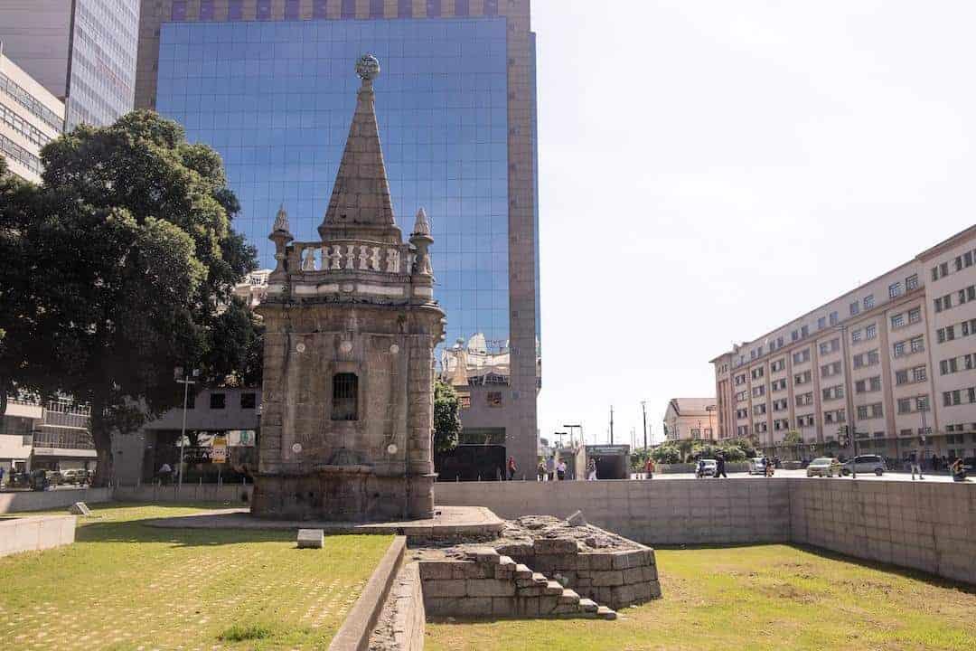Rio de Janeiro City Center - #11 Square XV II