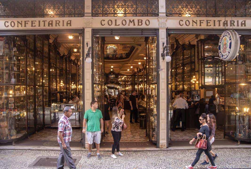 Rio de Janeiro City Center - #5 Confeitaria Colombo II
