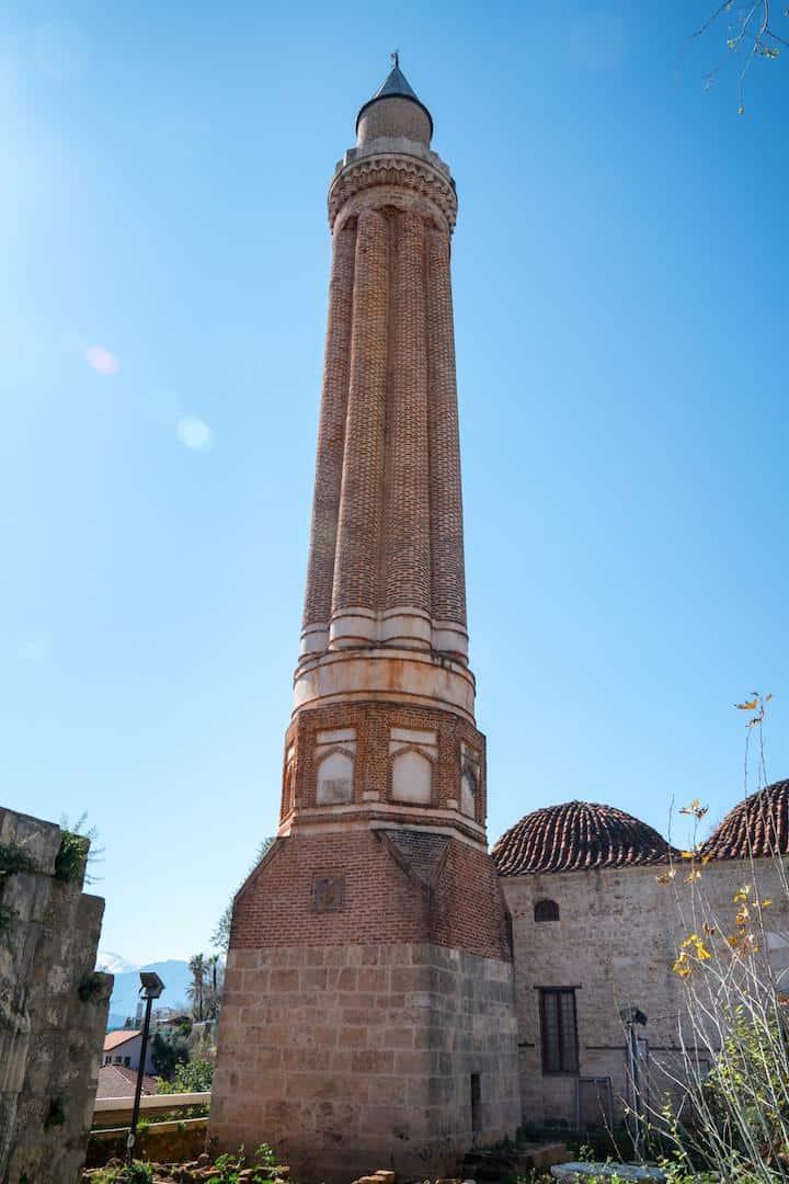 antalyaessential_6. Yivli Minare