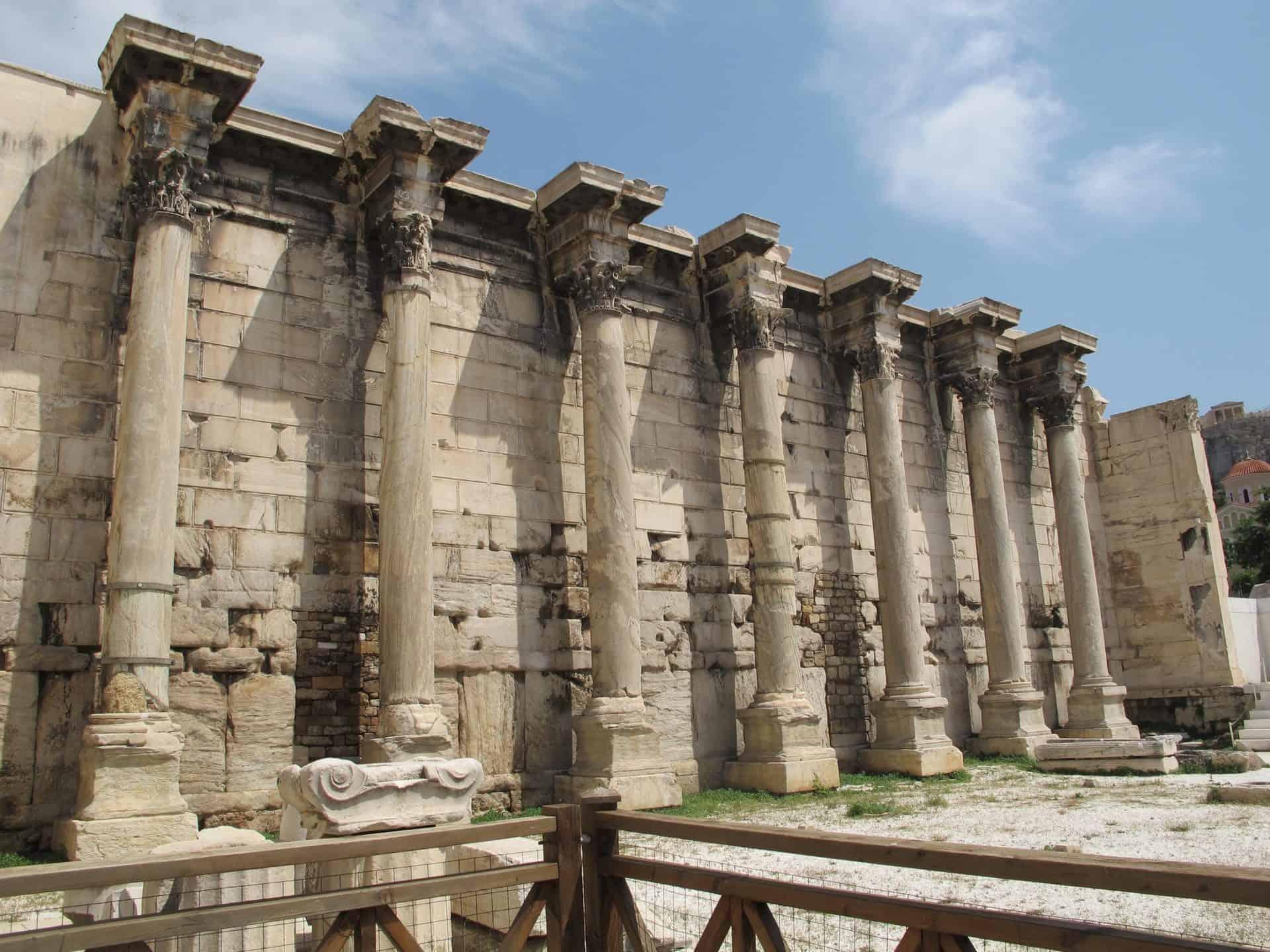 athens_acropolis2-Library-of-Hadrian-37.97571, 23.72575
