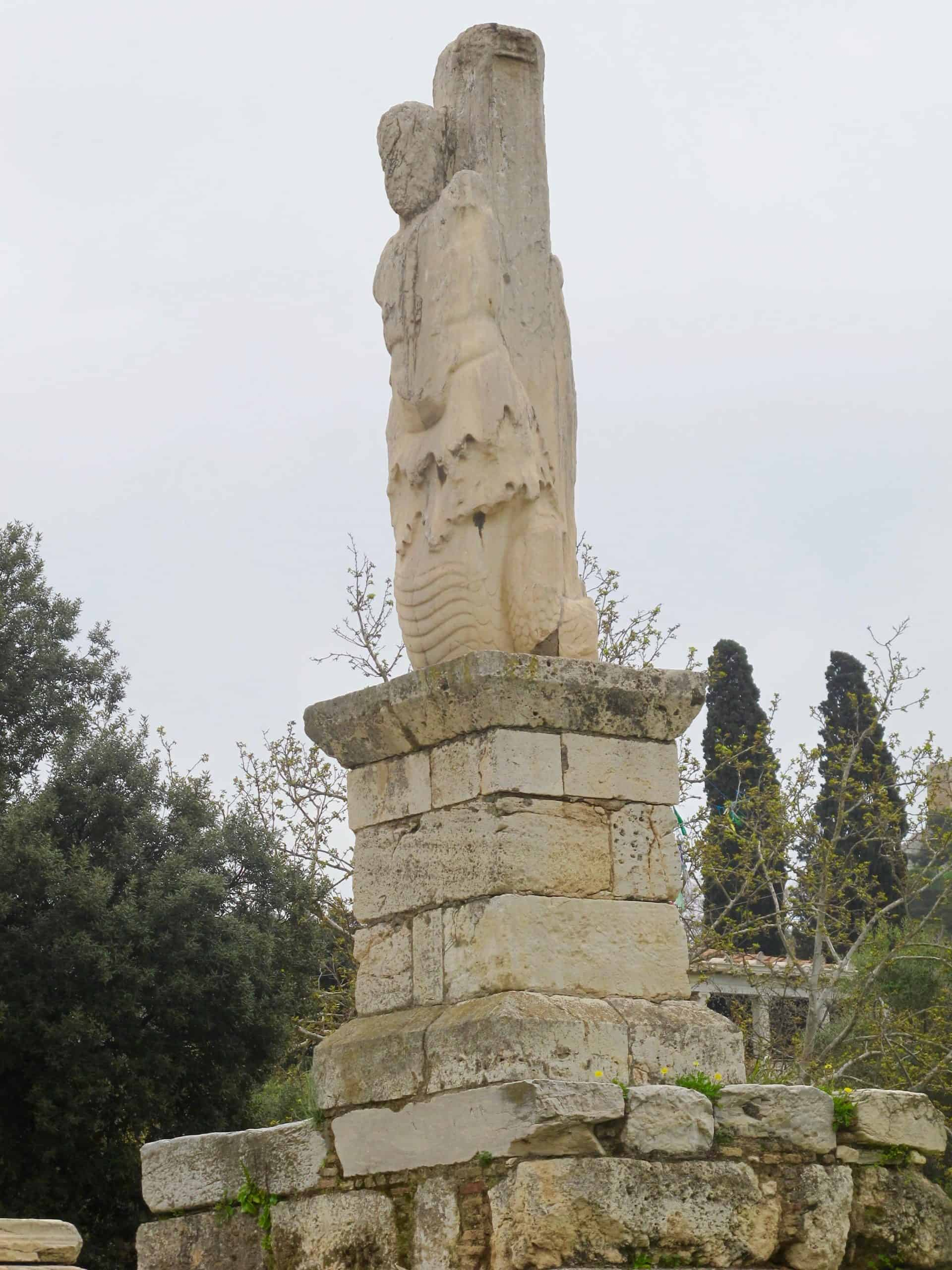 athens_agora10) Odeion of Agrippa
