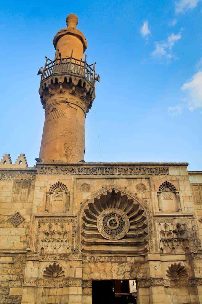 essentialcairoAqmar_Mosque_-_Cairo