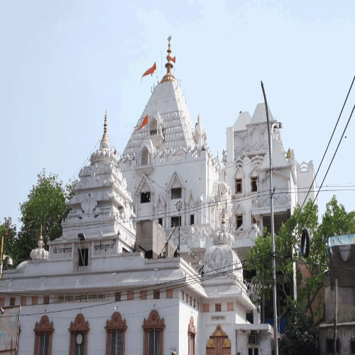 essentialdelhiGauri Shankar temple in the Chandni Chowk 150562836721277