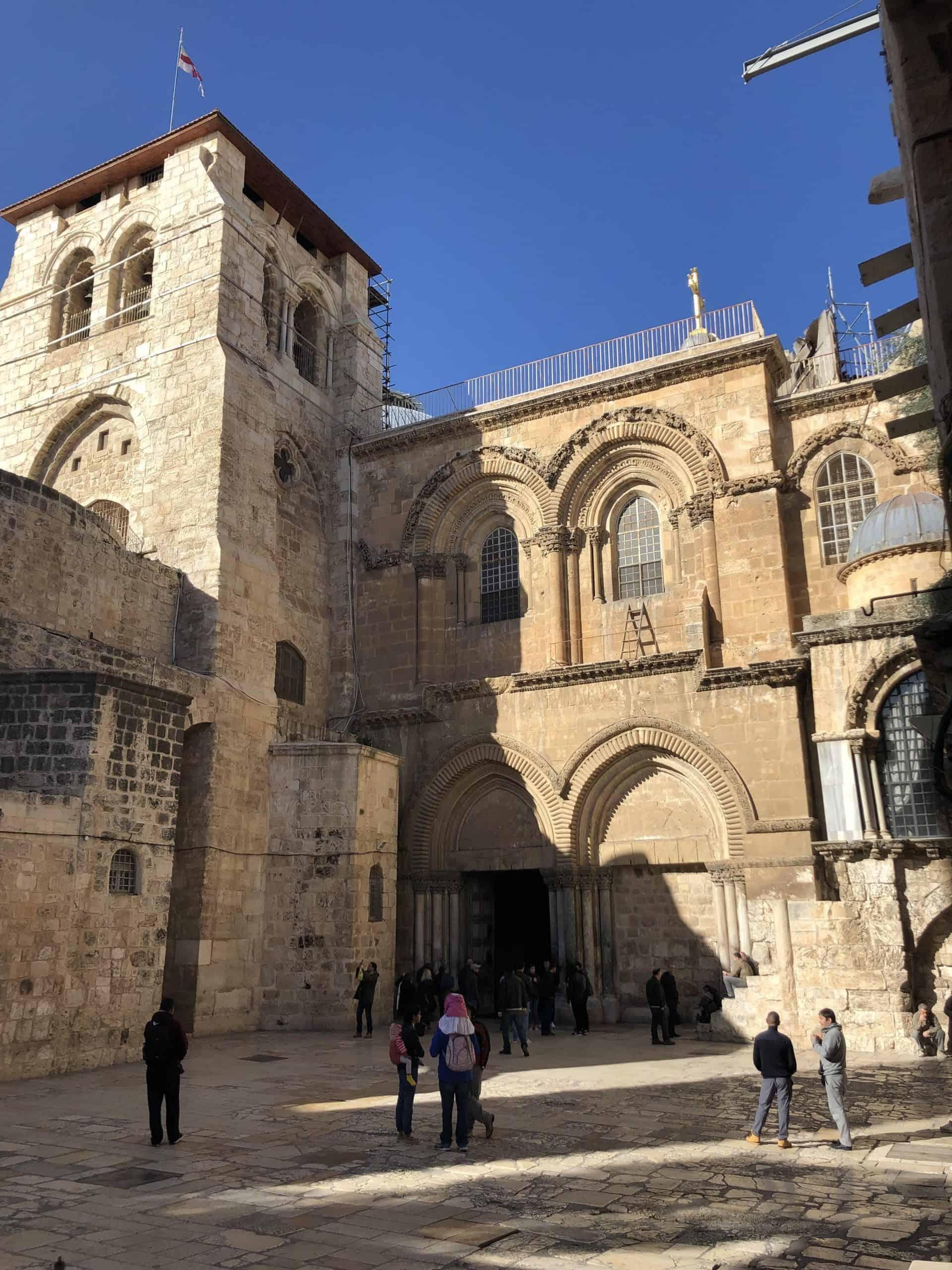 essentialjerusalem_tp6.0_Church_of_the_Holy_Sepulchre,_Jerusalem_2018_01
