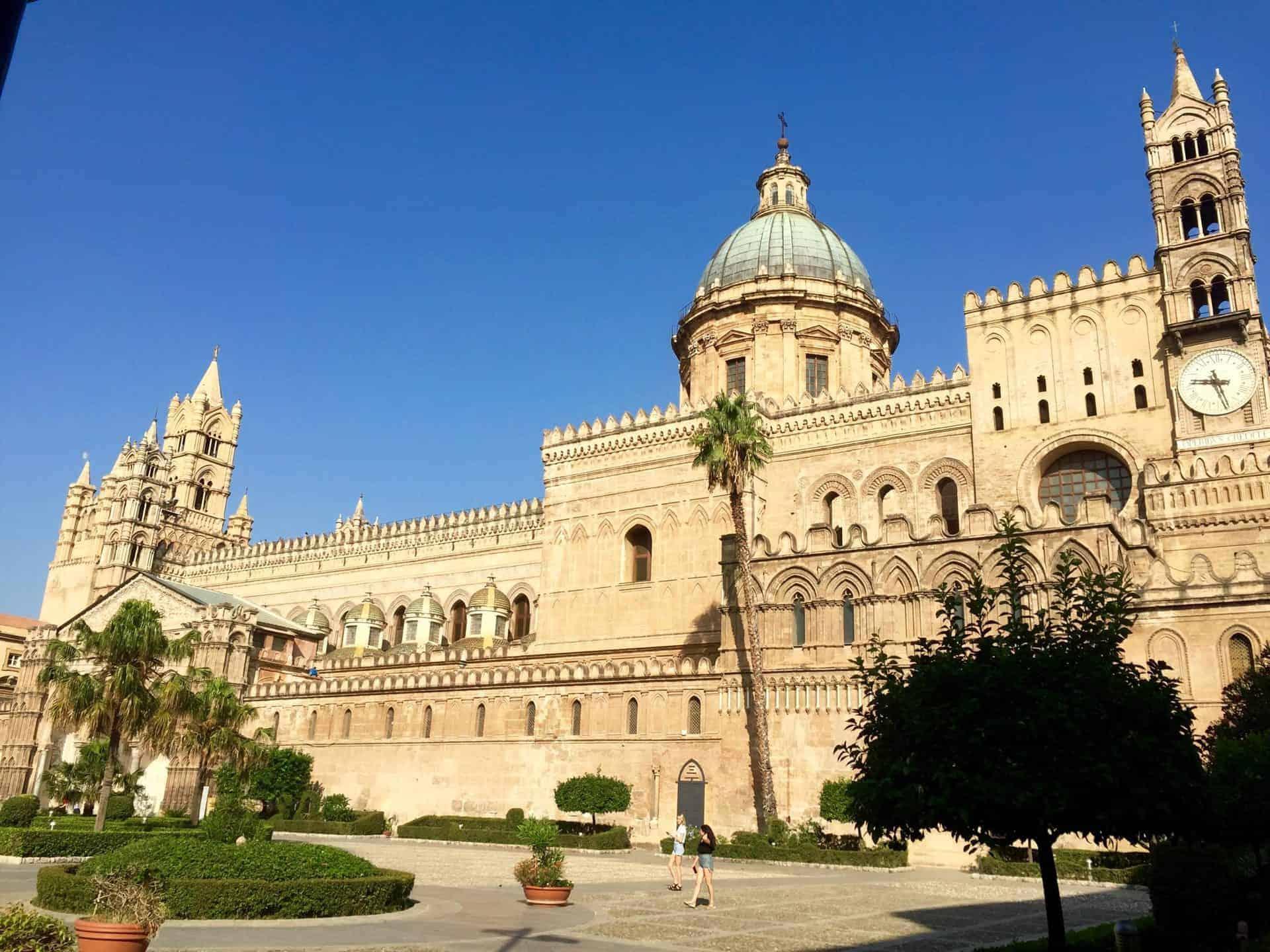 essentialpalermo6) Palermo Cathedral-OKENZIE