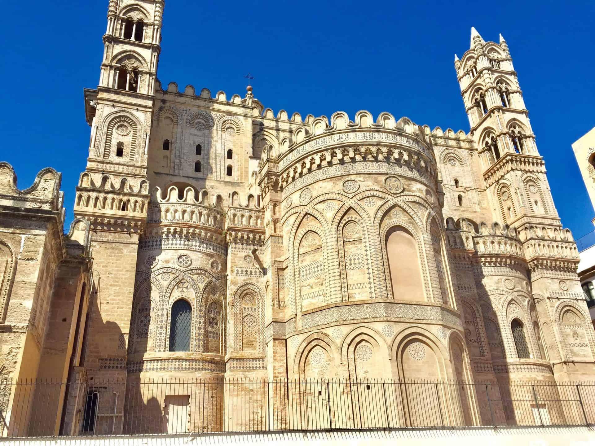 essentialpalermo7) East End Palermo Cathedral-OKENZIE