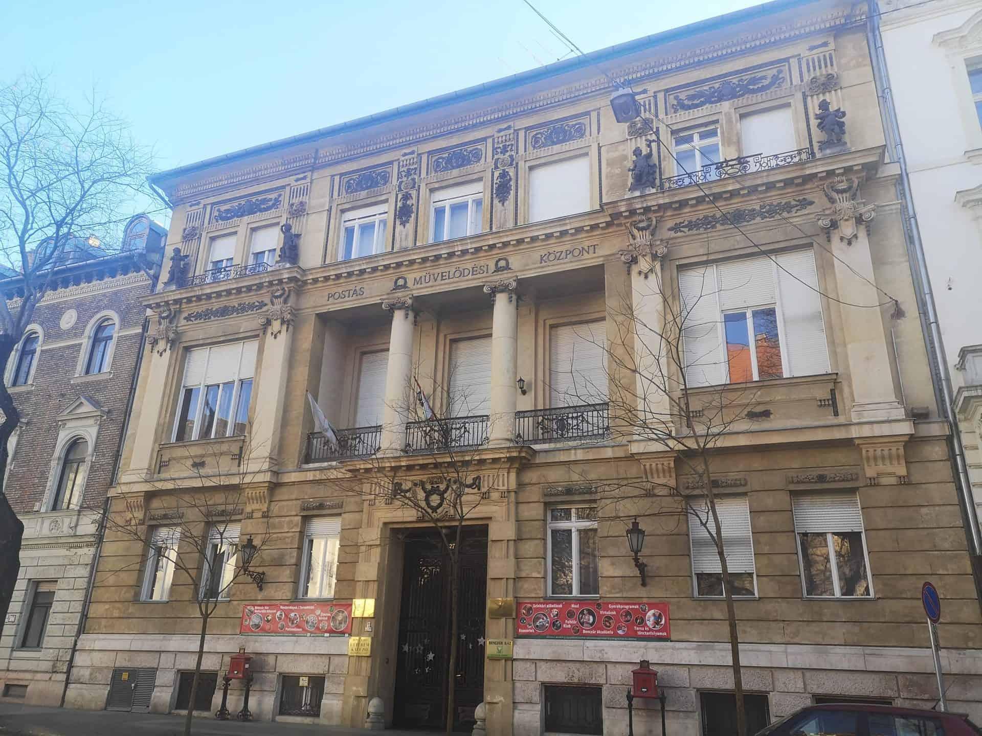 historicalbudapest_Millennial Budapest 4 - The Postal Museum_C