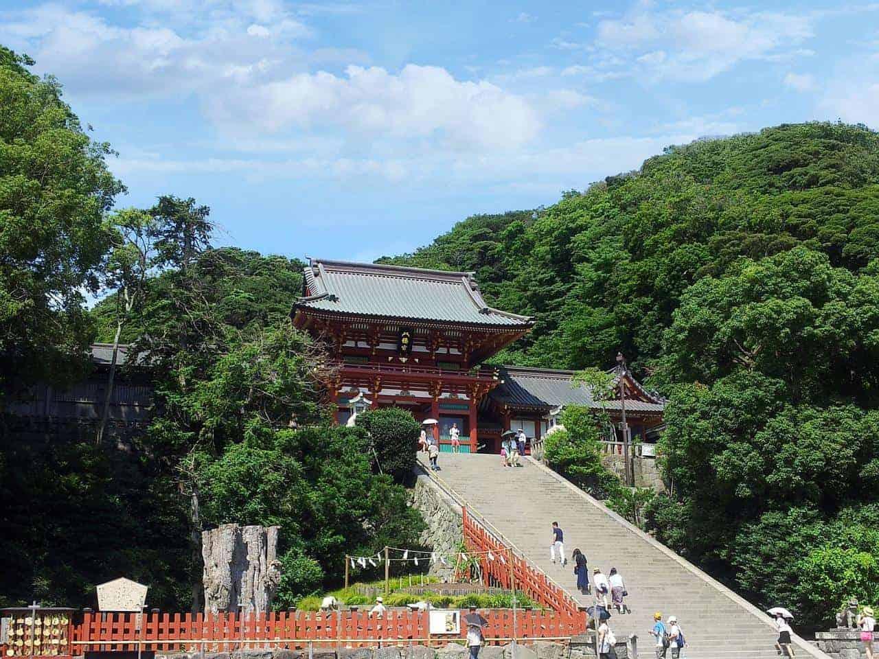 kamakura_essential_tsurugaoka-hachimangu-shrine-476135_1280