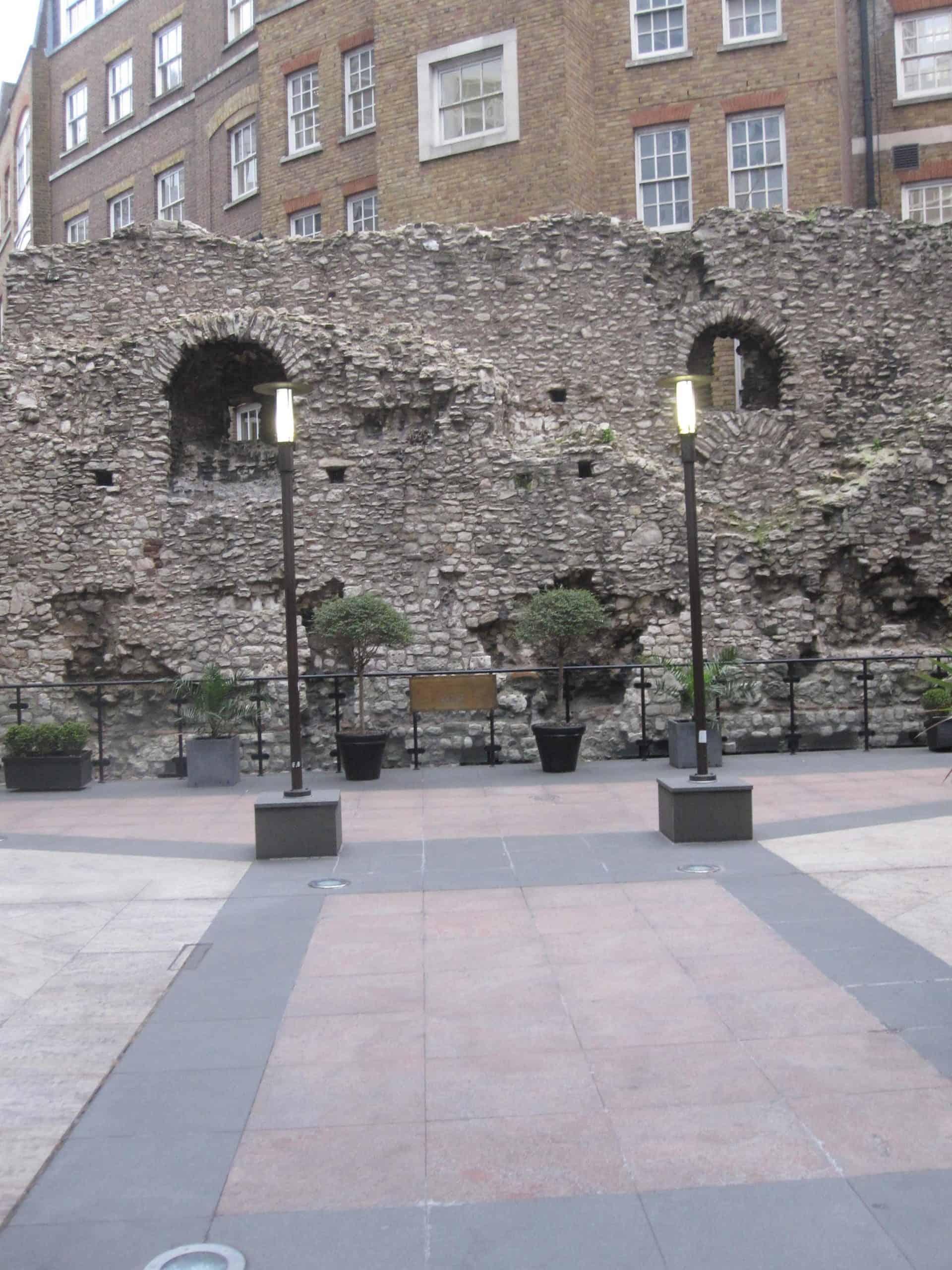 londonjacktheripper_Stop (2b) Roman Wall