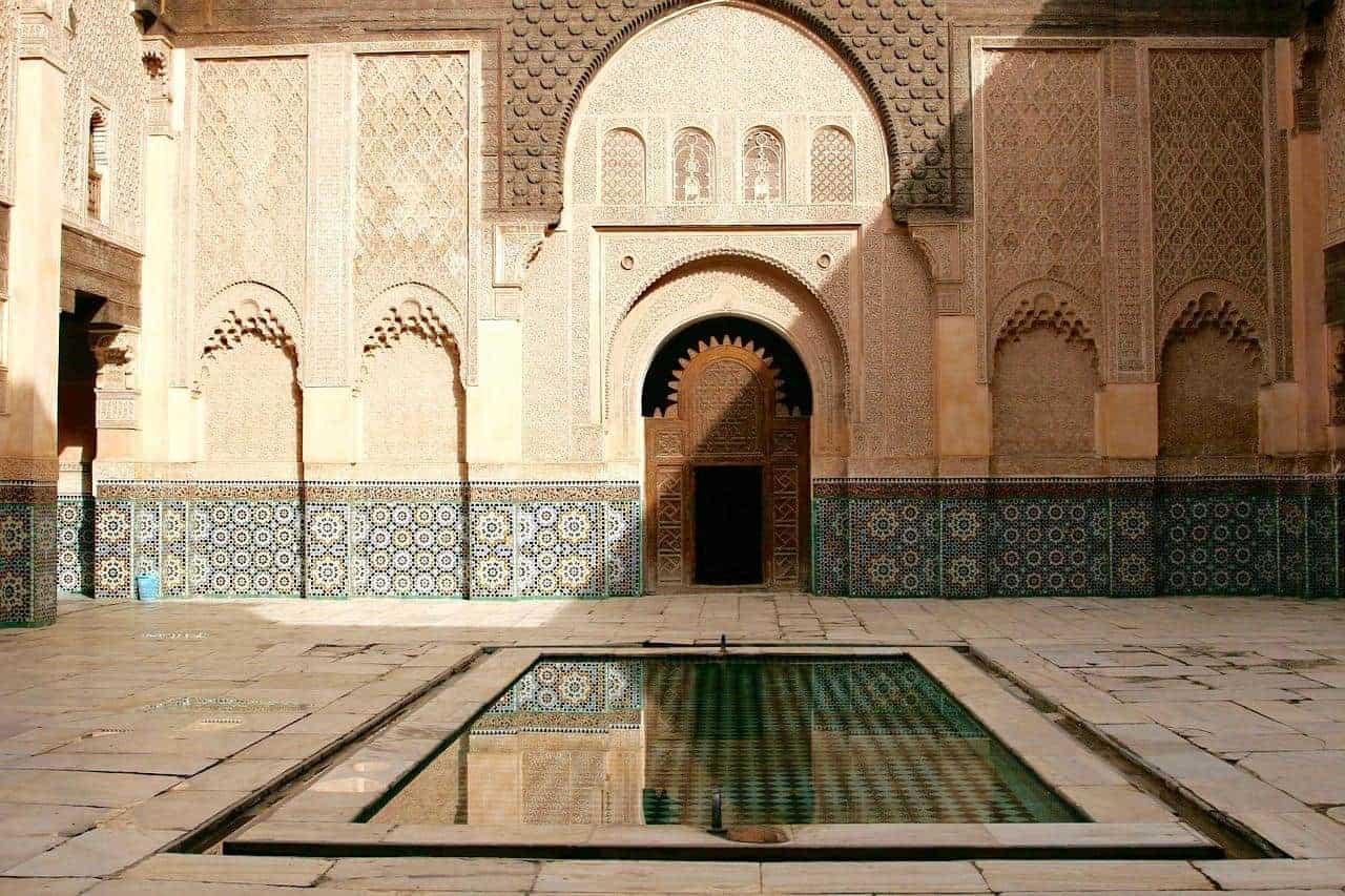 marrakeshsouksandscholars_2) Ben Youssef Madrasa (RoyaltyFree, needpix.com)