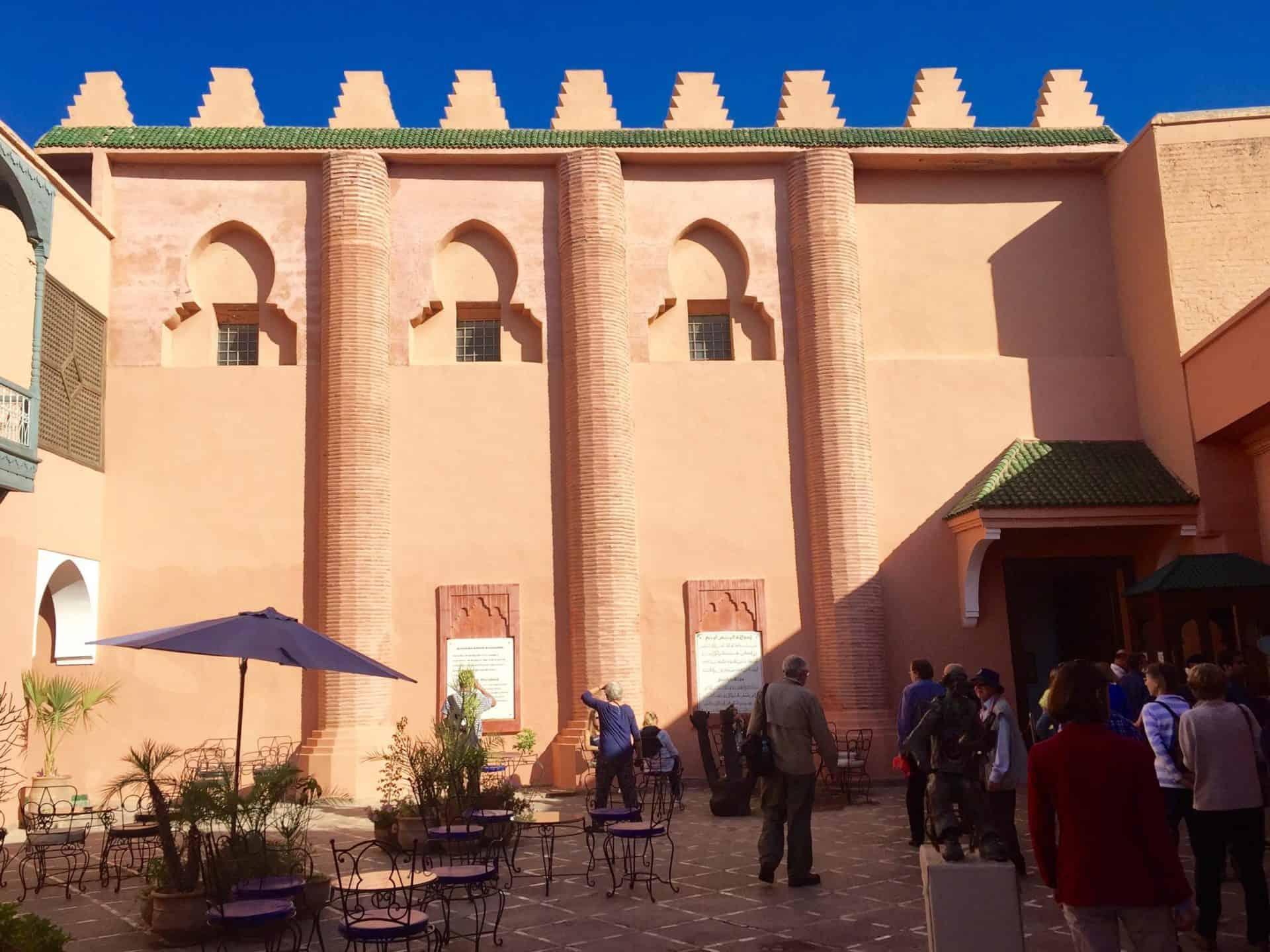 marrakeshsouksandscholars_3) Musee de Marrakech