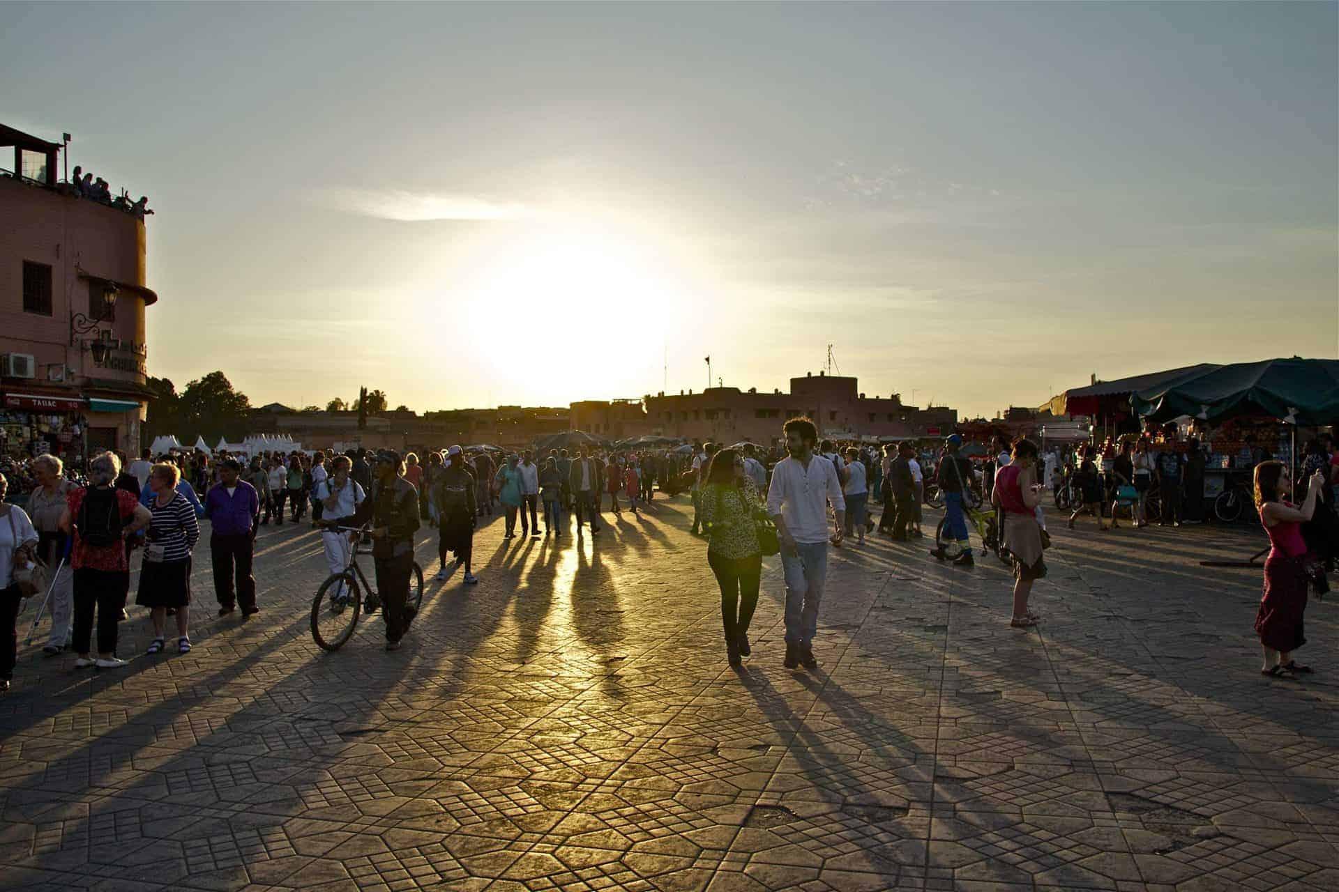 marrakeshsouksandscholars_7) Jama el Fna Market