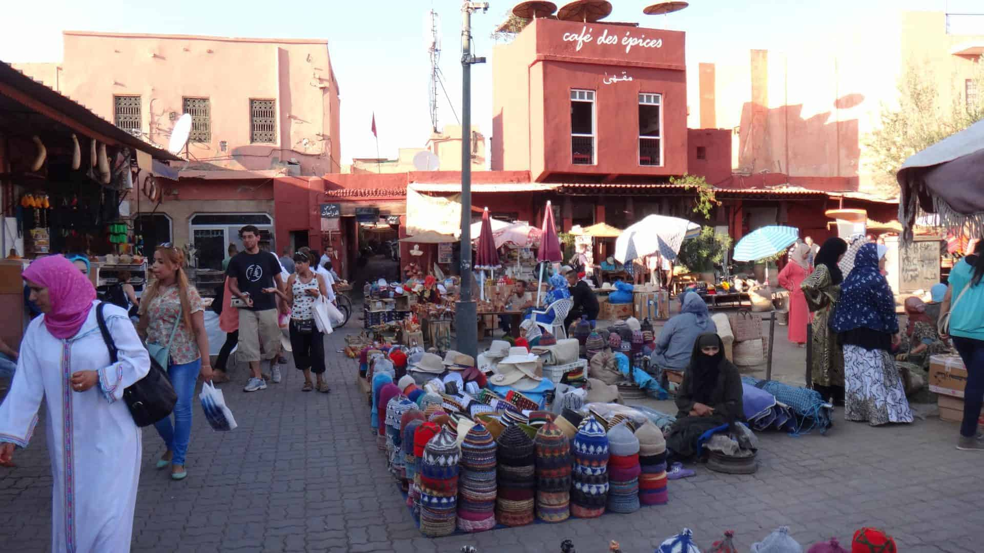 marrakeshsouksandscholars_8) Rahba Kedima Square