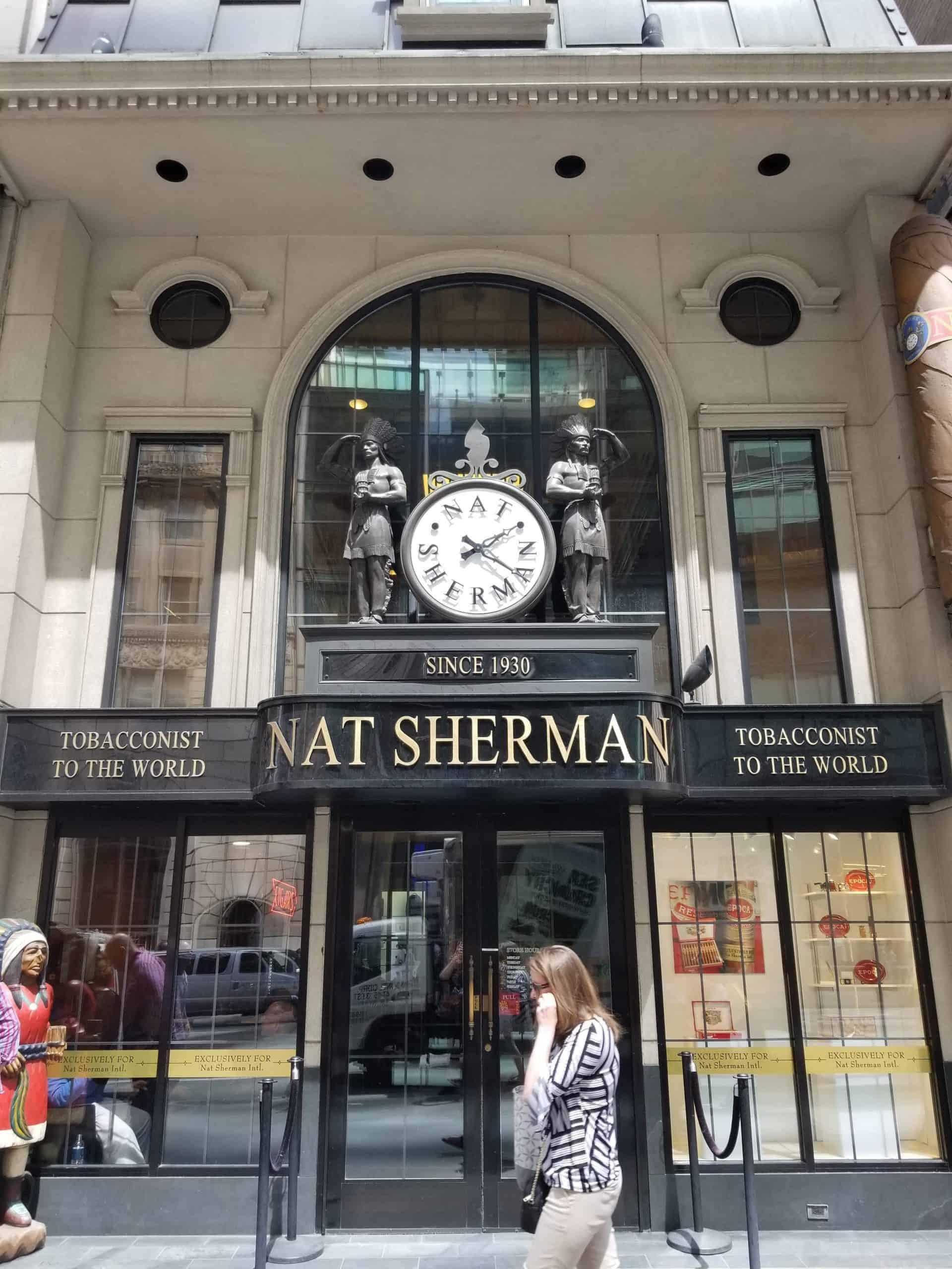 newyork42nd_Tour Point 14 Narration 1 Nat Sherman Townhouse