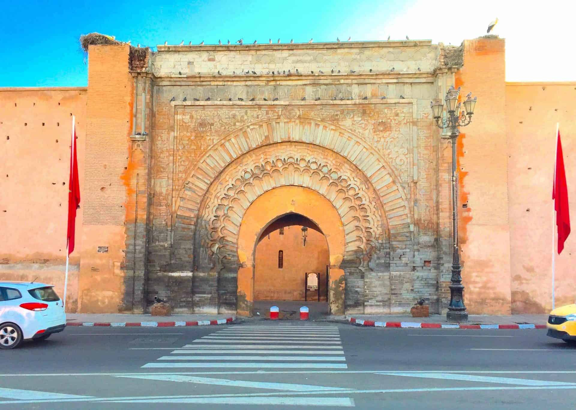 royalmarrakesh_1) Bab Agnaou copy