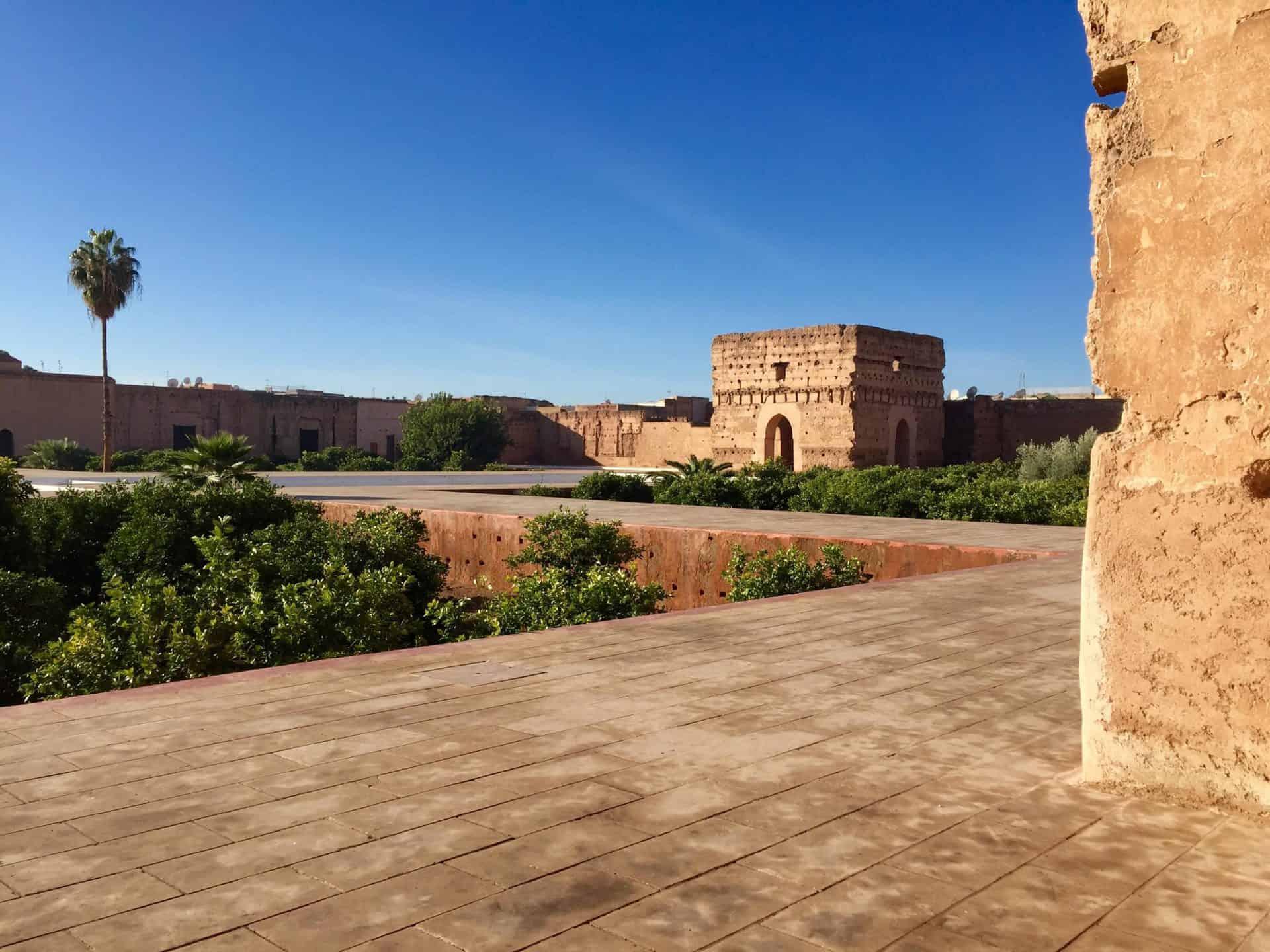 royalmarrakesh_3) Badii Palace