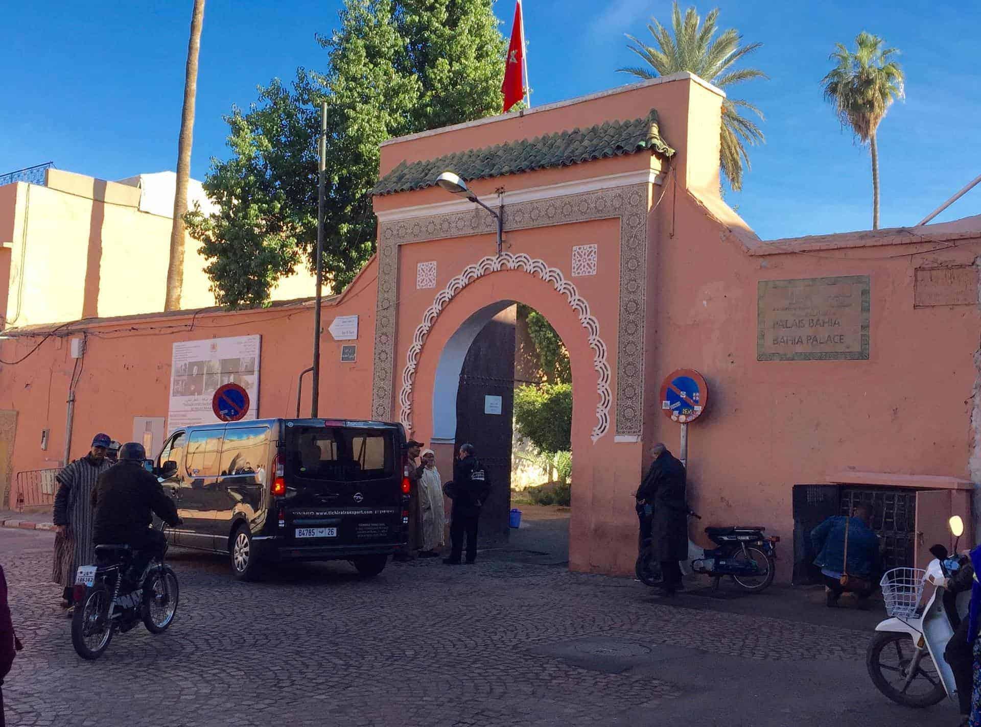 royalmarrakesh_4) Bahia Palace