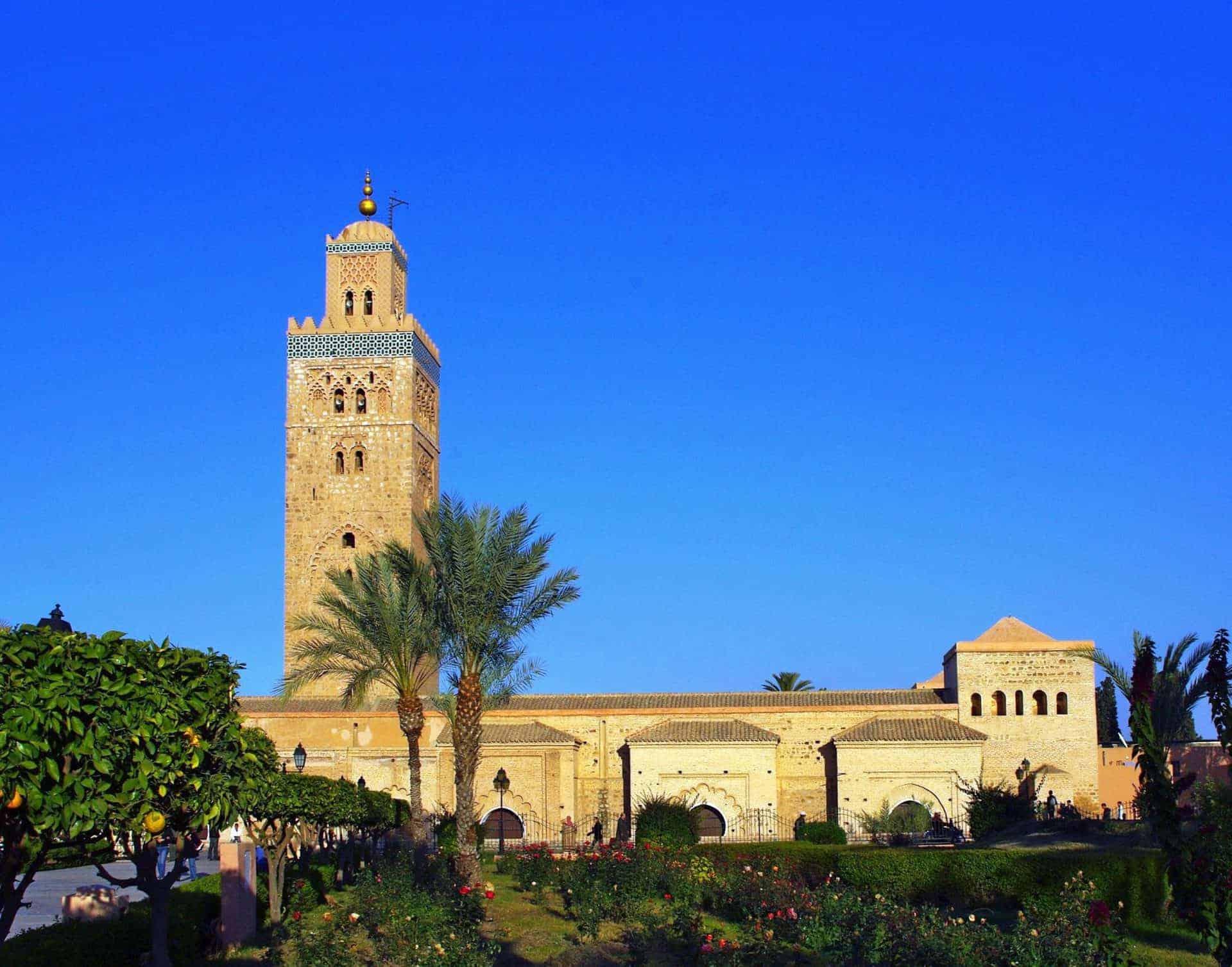 royalmarrakesh_7) Koutoubia Mosque
