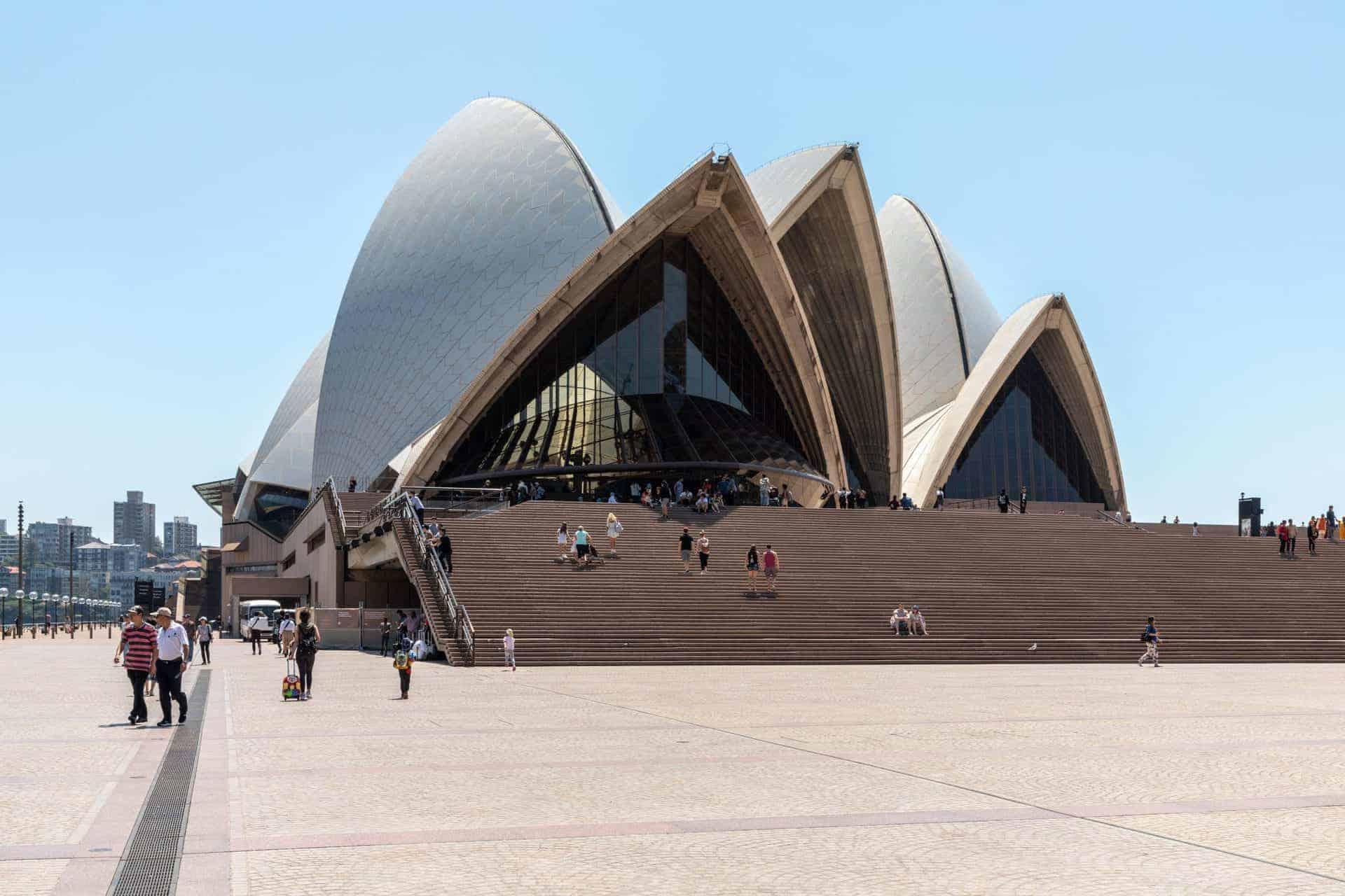 Sydney (AU), Opera House